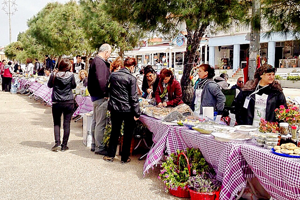 6. Alacati Herb Fest Attracted Intensive Attention!
