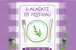 The Program of the 6.Alacati Herb Fest is Set! 26-29 March 2015