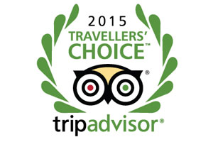 The honor of 'Travellers Choice 1st' Prize for the 4th time in Alacati!